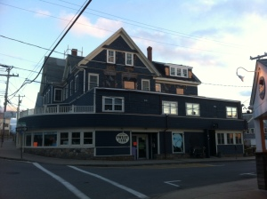 Woods Hole Inn December 2011