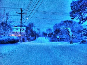 Gardiner Road in Woods Hole