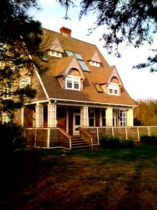 """Atkinson House written about in """"The Big House"""" by George Colt."""